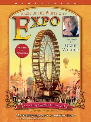 cover image of EXPO - Magic of the White City