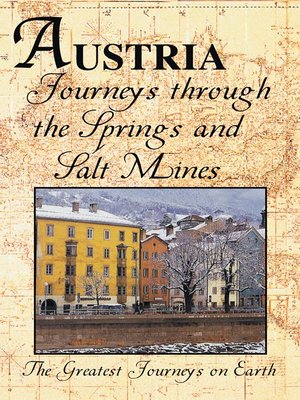 cover image of Greatest Journeys: Austria