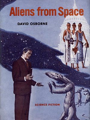 cover image of Aliens From Space