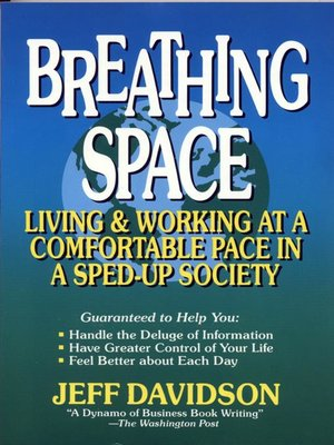 cover image of Breathing Space