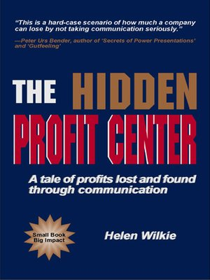 cover image of The Hidden Profit Center
