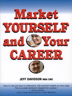 cover image of Market Yourself and Your Career