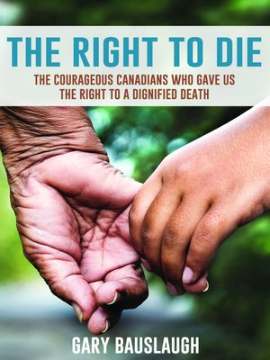 cover image of The Right to Die