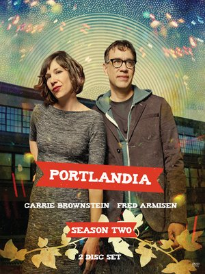 cover image of Portlandia, Season 2