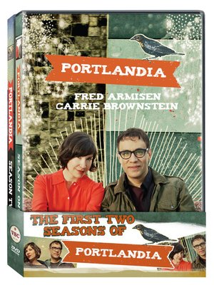 cover image of Portlandia, Season 1 & 2