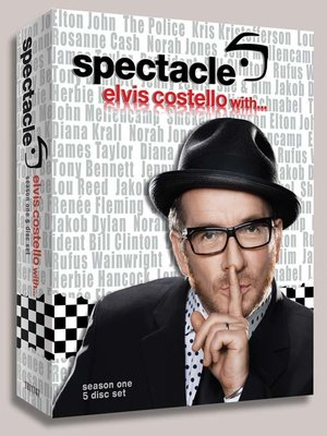 cover image of Spectacle: Elvis Costello With…, Season 1