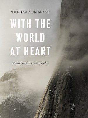 cover image of With the World at Heart