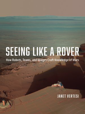 cover image of Seeing Like a Rover