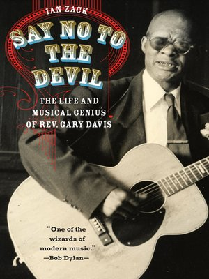 cover image of Say No to the Devil
