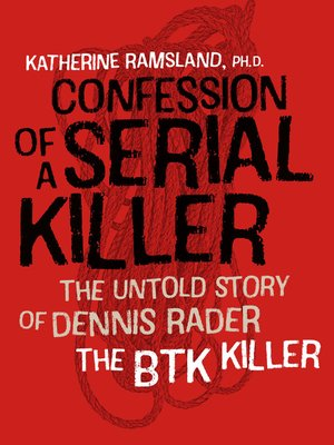 cover image of Confession of a Serial Killer