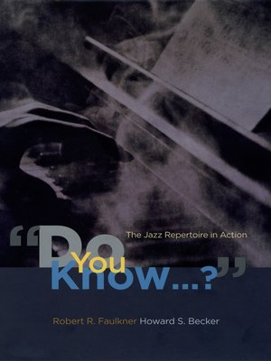 """cover image of """"Do You Know...?"""""""