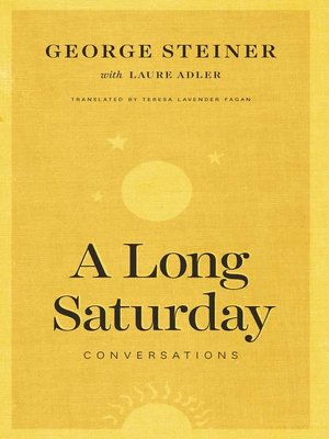 cover image of A Long Saturday