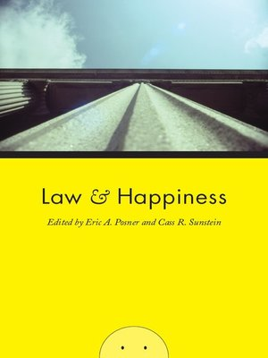 cover image of Law and Happiness