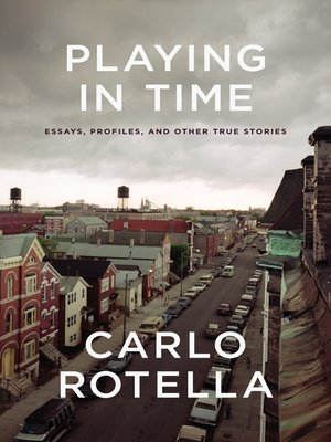 cover image of Playing in Time