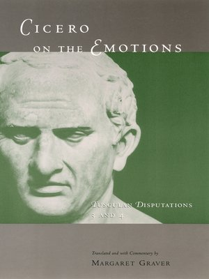 cover image of Cicero on the Emotions