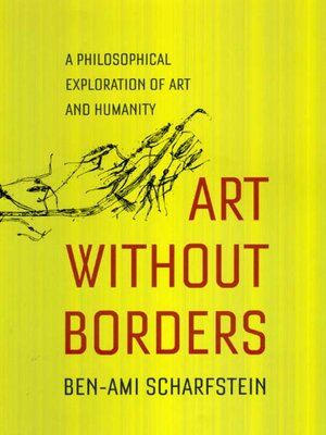 cover image of Art Without Borders