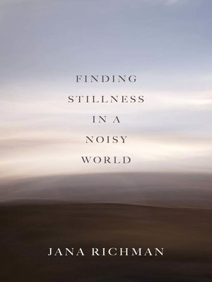 cover image of Finding Stillness in a Noisy World