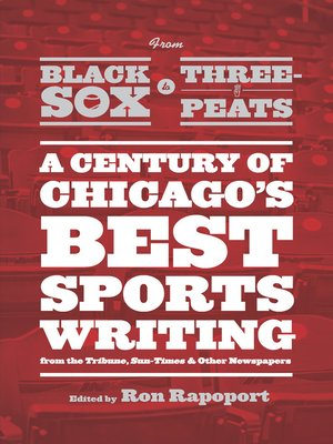 cover image of From Black Sox to Three-Peats