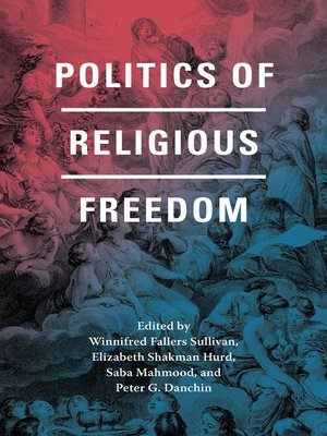 cover image of Politics of Religious Freedom