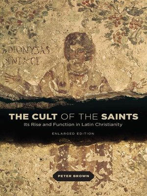 cover image of The Cult of the Saints