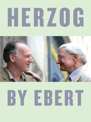 cover image of Herzog by Ebert