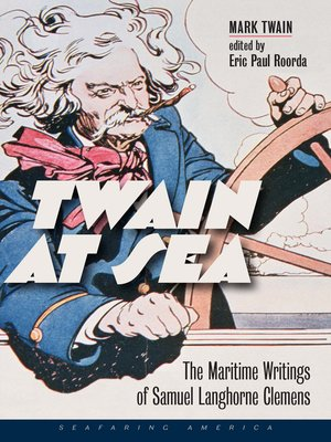 cover image of Twain at Sea