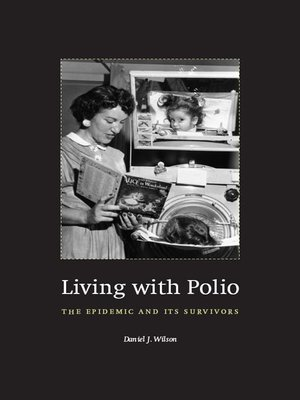 cover image of Living with Polio