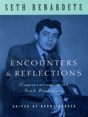 cover image of Encounters and Reflections