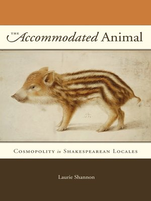 cover image of The Accommodated Animal