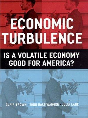 cover image of Economic Turbulence