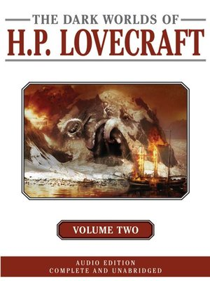 cover image of Dark Worlds of H. P. Lovecraft, Volume Two