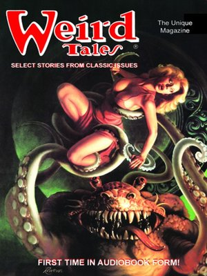 cover image of Weird Tales