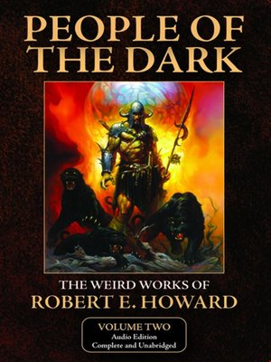 cover image of People of the Dark