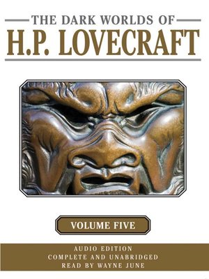 cover image of Dark Worlds of H. P. Lovecraft, Volume Five