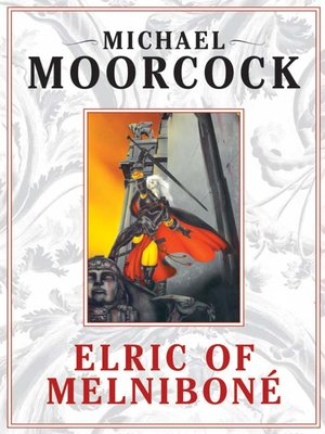 cover image of Elric of Melnibone