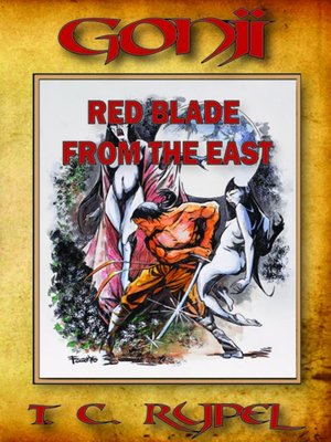 cover image of Red Blade from the East