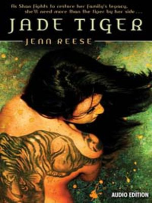 cover image of Jade Tiger