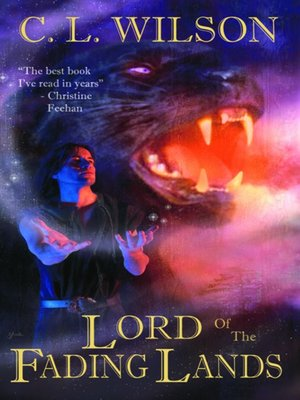 cover image of Lord of the Fading Lands