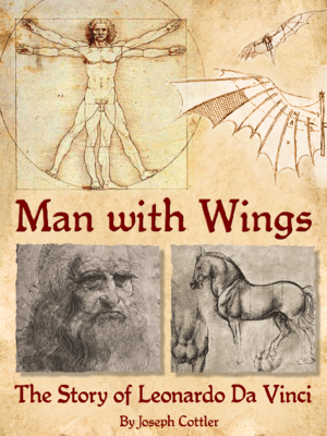 cover image of Man with Wings