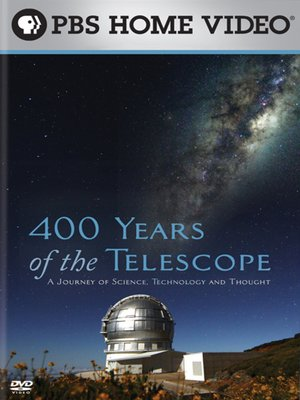 cover image of 400 Years of the Telescope