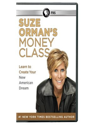 cover image of Suze Orman's Money Class