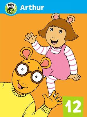 cover image of Arthur, Season 12, Episode 3