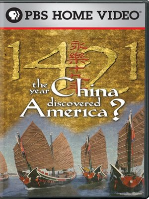 cover image of 1421: The Year China Discovered America?