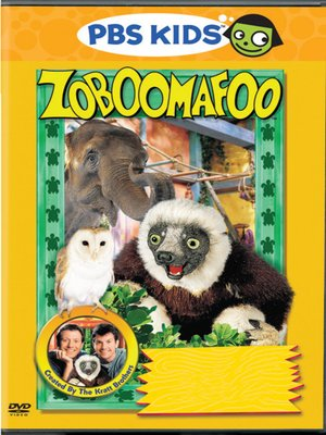 cover image of Zoboomafoo, Season 1: Puppies