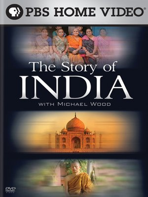 cover image of The Story of India