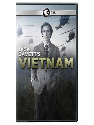 cover image of Dick Cavett's Vietnam