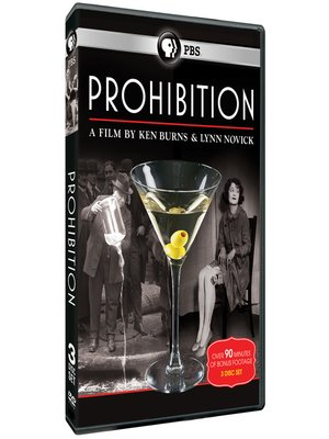 cover image of Prohibition: A Nation of Drunkards