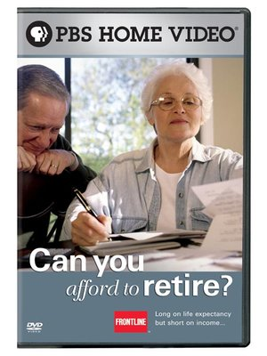 cover image of Can You Afford to Retire