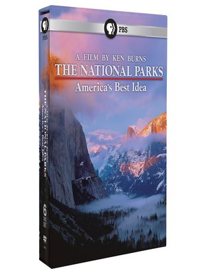 cover image of The National Parks: America's Best Idea: The Scripture of Nature