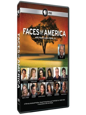 cover image of Faces of America: Our American Stories